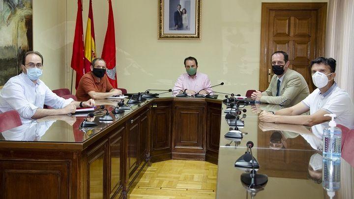 Alcaldes de la sierra oeste de Madrid piden más Guardia Civil por el aumento de la población