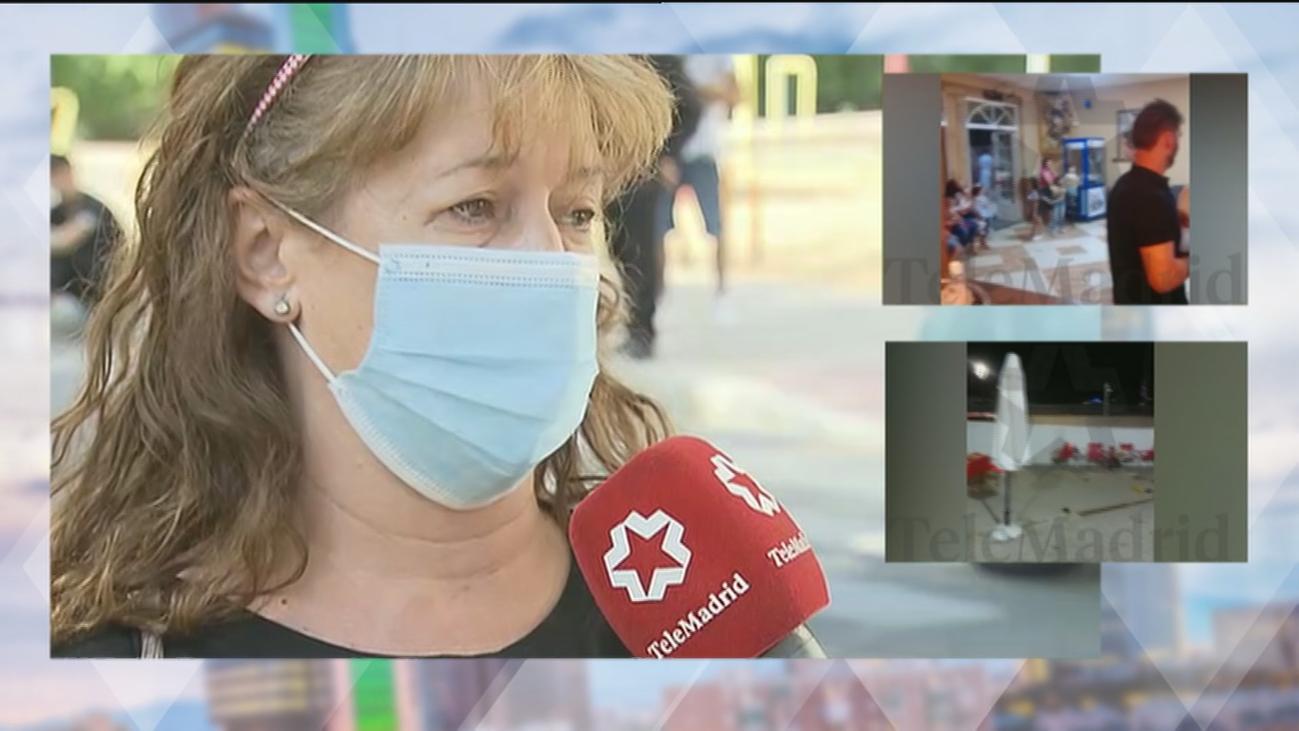 """Habla la  madre y  suegra de la pareja muerta en El Álamo:  """"Lo que han hecho ha sido una salvajada"""""""
