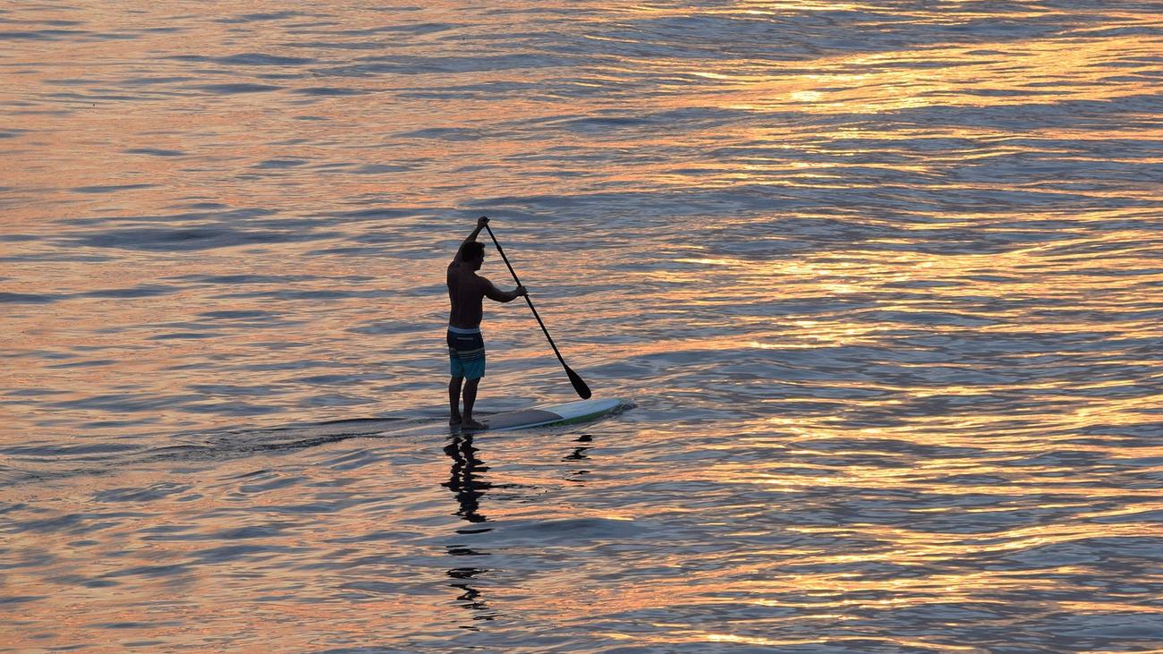 Hacer paddle surf en Madrid