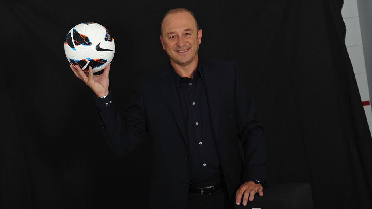Nacho Aranda, nuevo jefe de Deportes de Telemadrid y Onda Madrid
