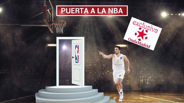 Campazzo tiene decidido dejar el Real Madrid y marcharse a la NBA