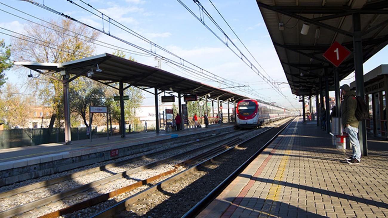 Estación de Cercanías de Pinto