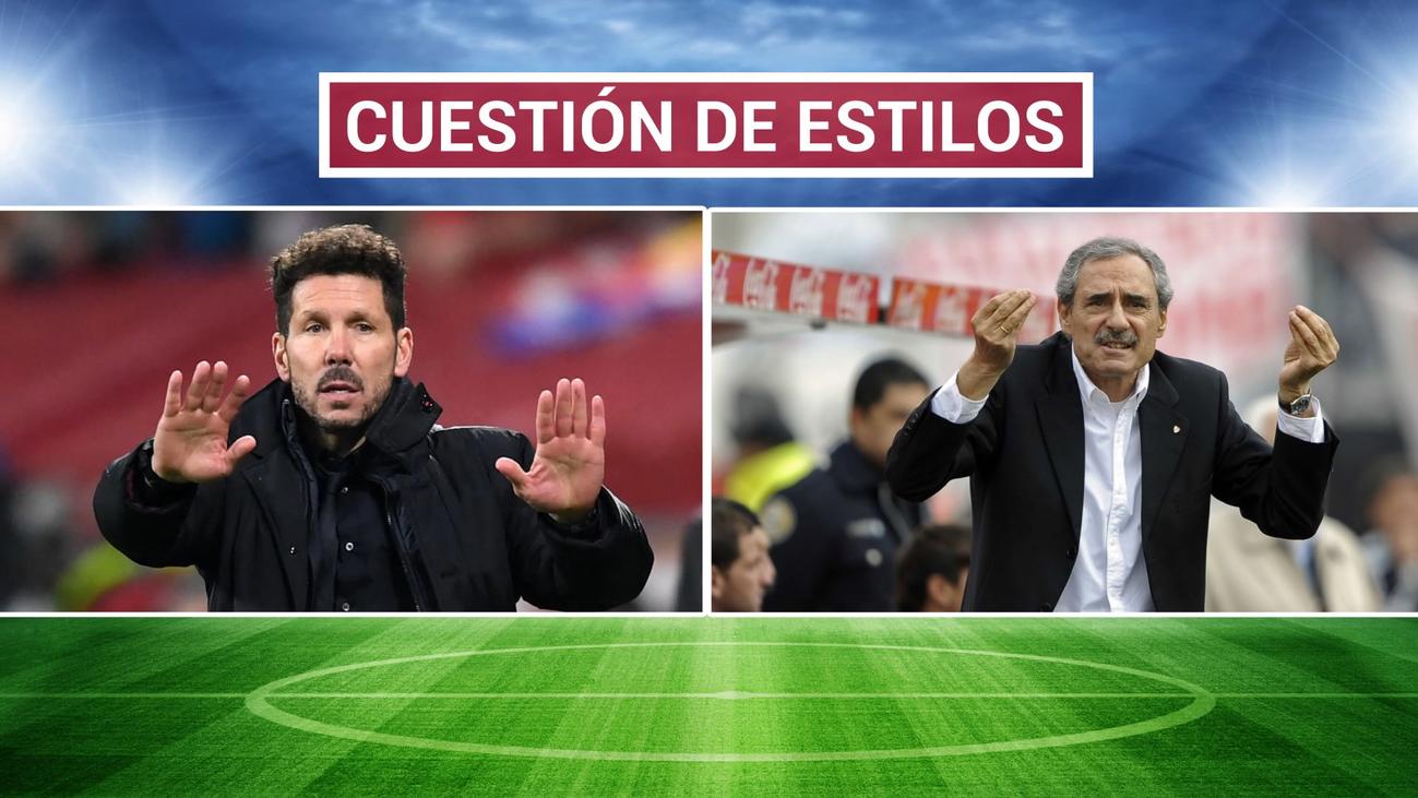 """Cappa al ataque: """"Simeone no representa la identidad del fútbol argentino"""""""