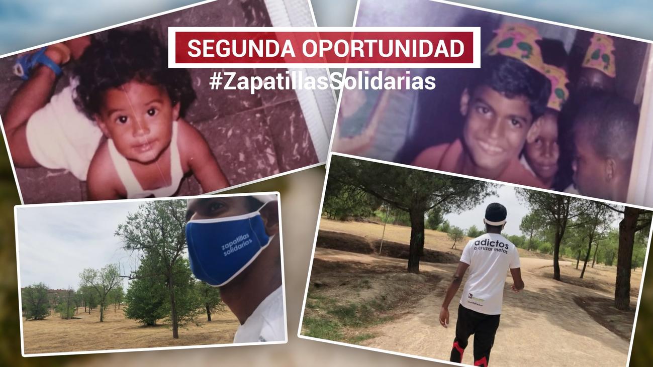 La superación de Juan Carlos gracias al proyecto Zapatillas Solidarias