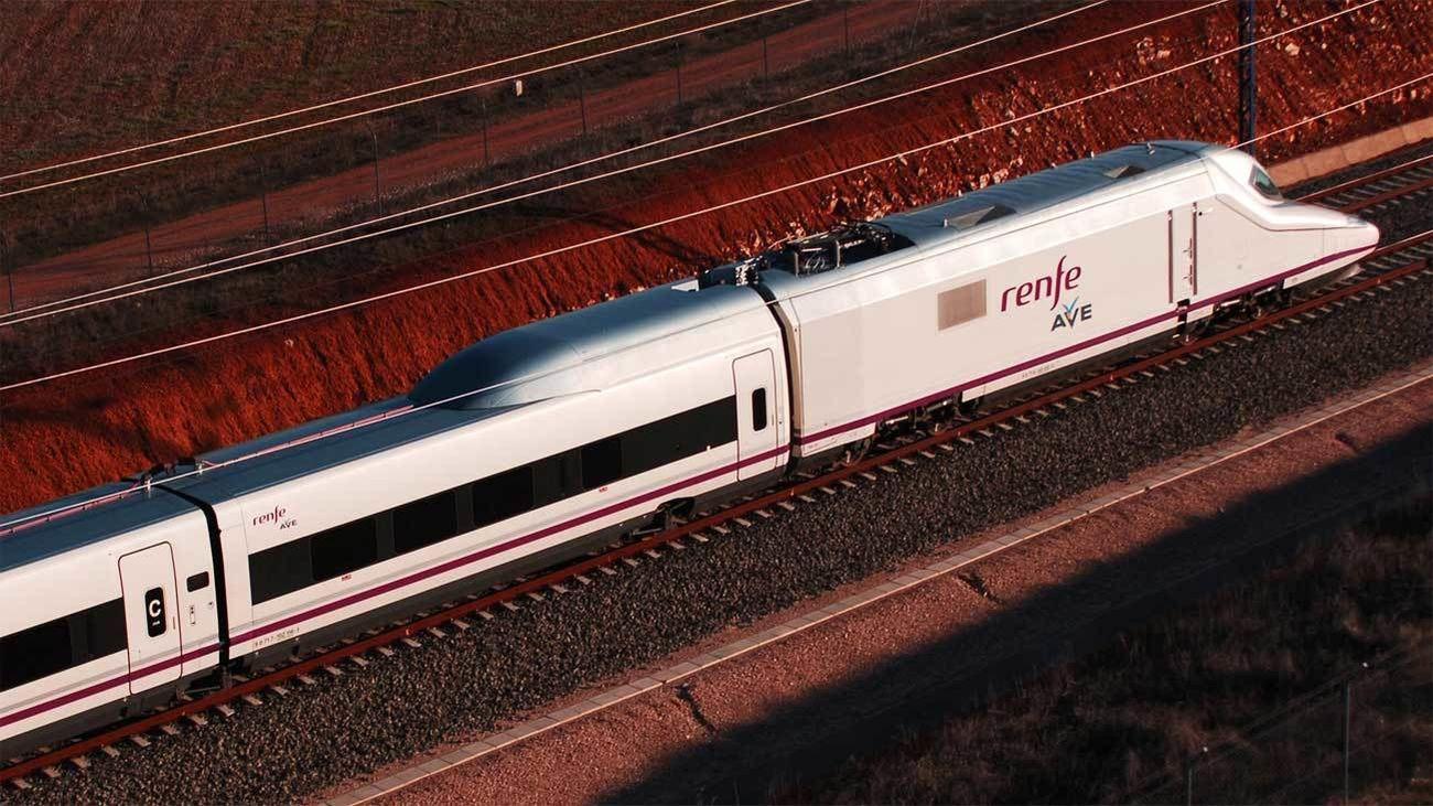 Tren AVEde Renfe