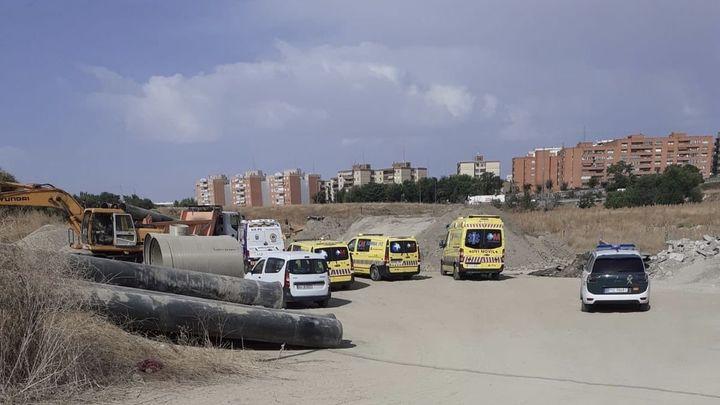 Muere un trabajador de 64 años en unas obras en Valdemoro