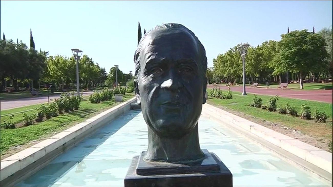 Pinto aprueba retirar el nombre de Juan Carlos I a un parque del municipio
