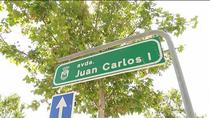 El alcalde de Rivas propone cambiar el nombre de la Avda. Juan Carlos I