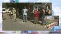 Vecinos de Eurovillas de Nuevo Baztán, enfrentados a unos 'okupas'