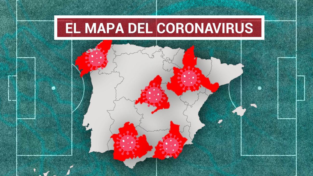 El coronavirus amenaza y acorrala al fútbol español
