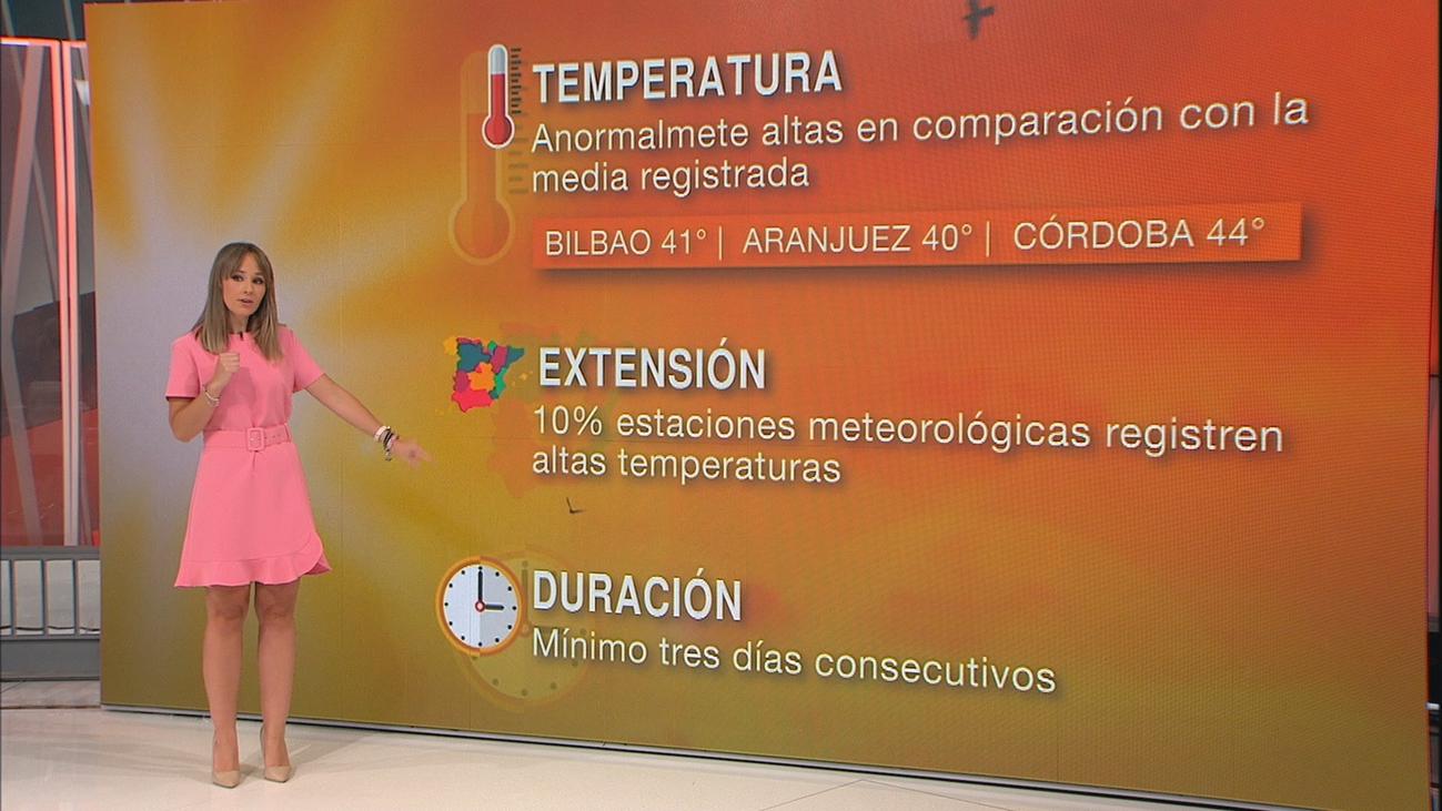 ¿En qué se diferencia una ola de calor de un día caluroso?