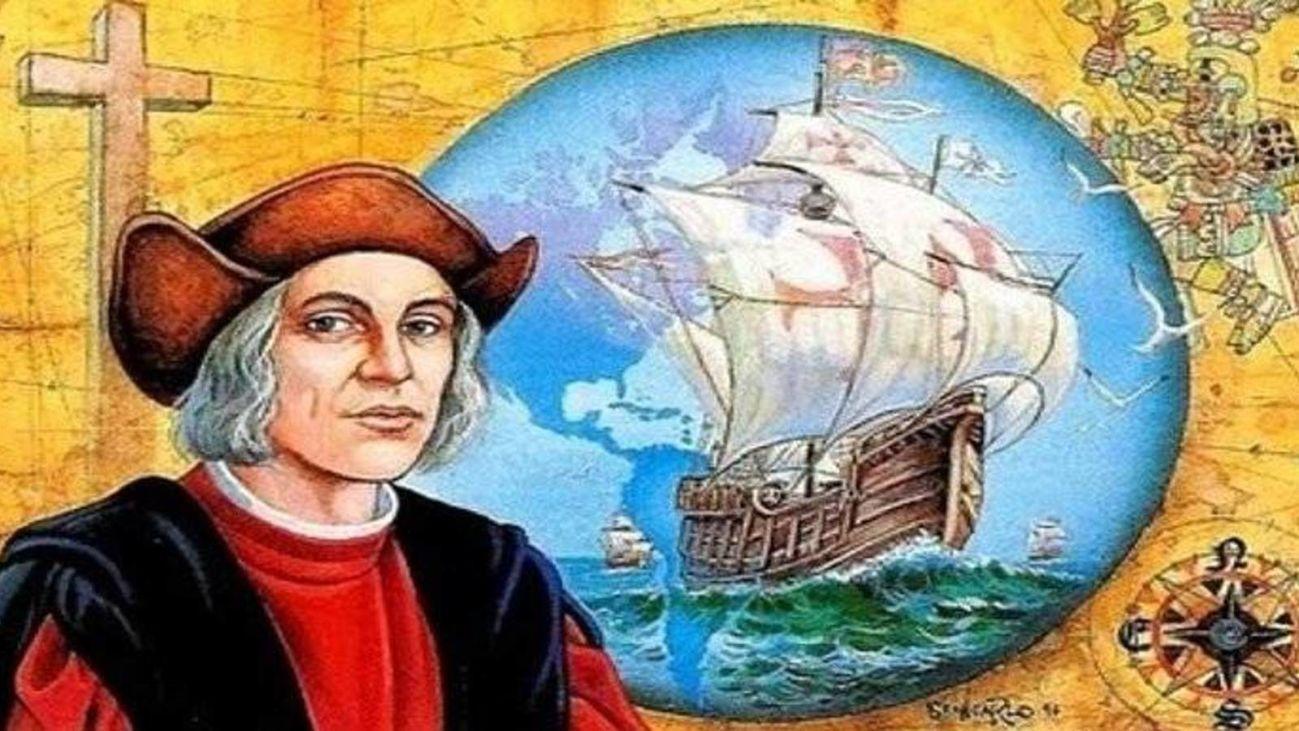 La brújula del tiempo: La ruta de Colón