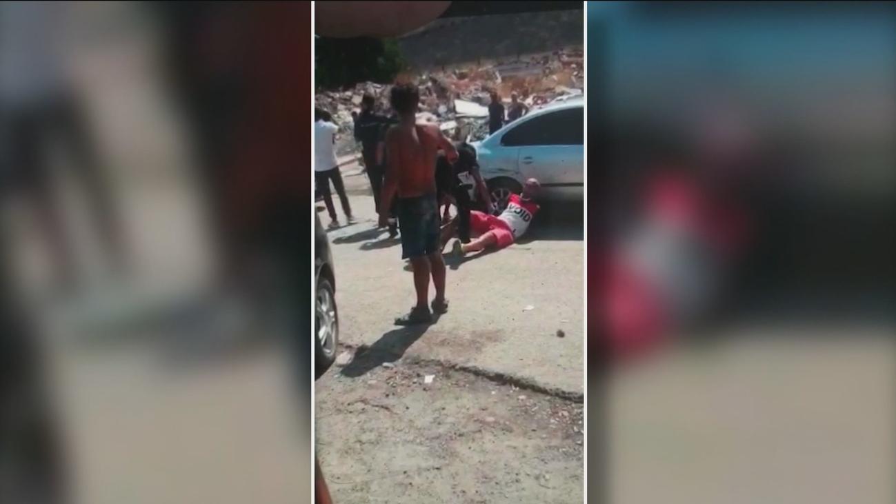 El tiroteo a dos ladrones que se intentaban dar a la fuga en la Cañada Real