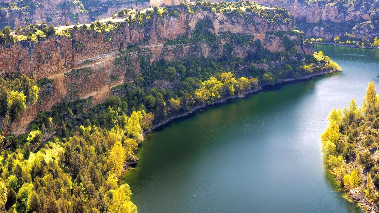 El secreto de las Hoces del río Duratón