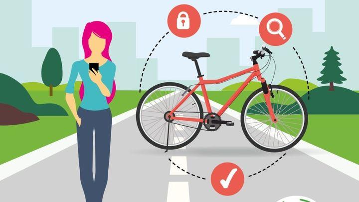 Leganés implanta 'Biciregistro', un sistema que identifica tu bicicleta en caso de robo