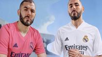 Así son las nuevas camisetas del Real Madrid para la temporada 2020-21