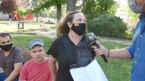 Discusión en un autobús de la EMT por un autista sin mascarilla