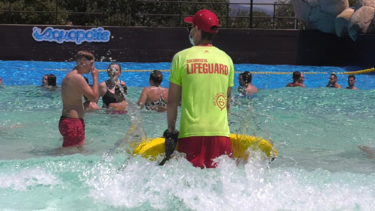 Los parques acuáticos, una opción segura para refrescarnos este verano