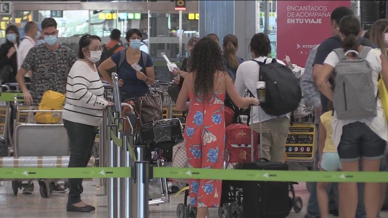 Segunda Operación Salida atípica con controles y medidas de seguridad por la pandemia