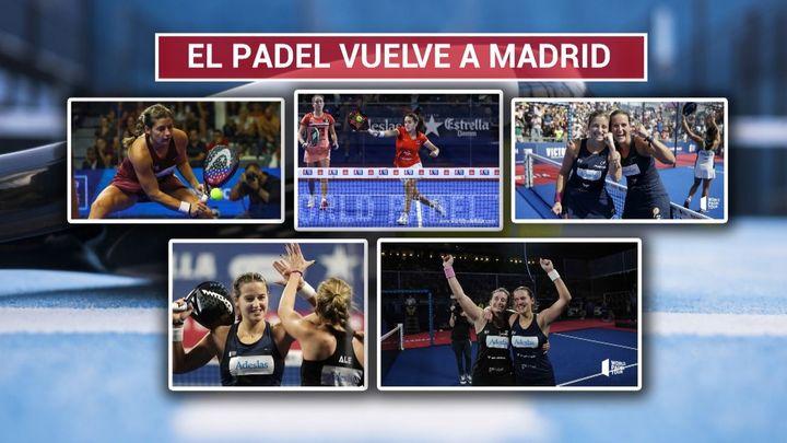 Los mejores jugadores de pádel del mundo, en el Adeslas Open