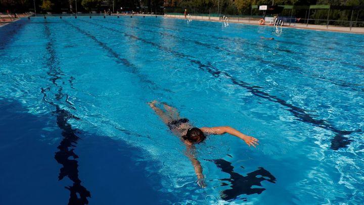 Los madrileños pueden disfrutar desde este sábado de las  remodeladas piscinas de Casa de Campo y José María Cagigal
