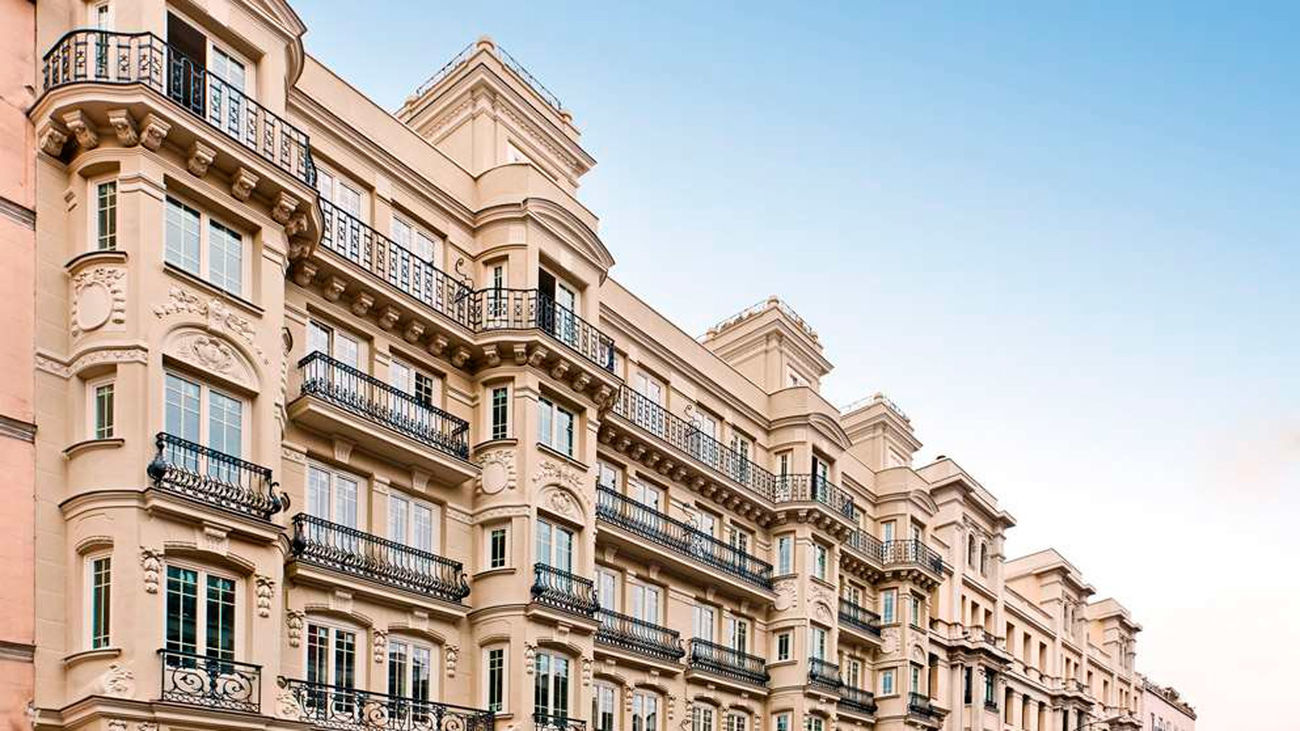 Los hoteles de la capital se quedan desiertos en pleno mes de agosto