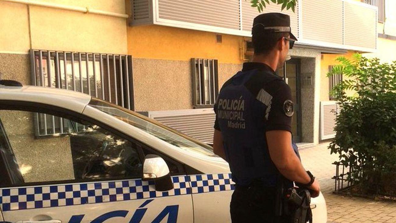 Agente de Policía Municipal de Madrid