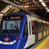 Metro de Madrid activa el control de aforo automático en 148 estaciones de la red este lunes