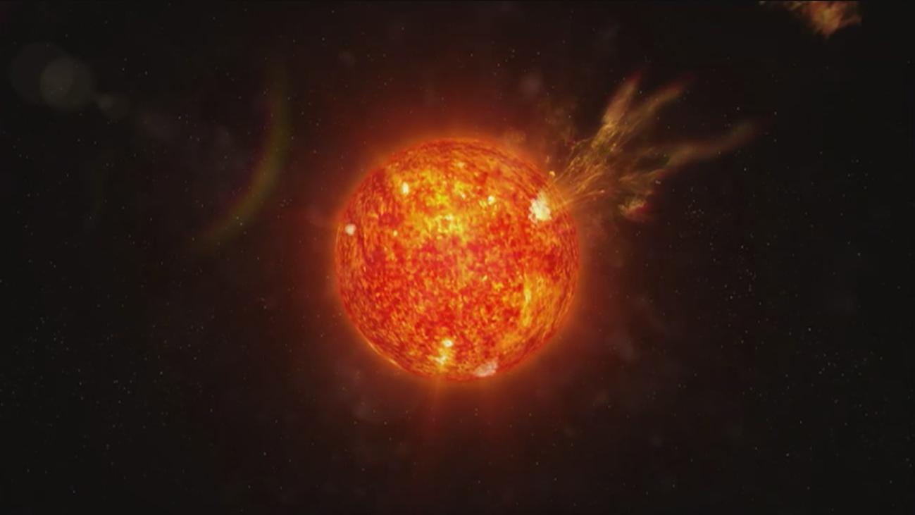 Un telescopio desarrollado en Torrejón toma imágenes del Sol nunca vistas