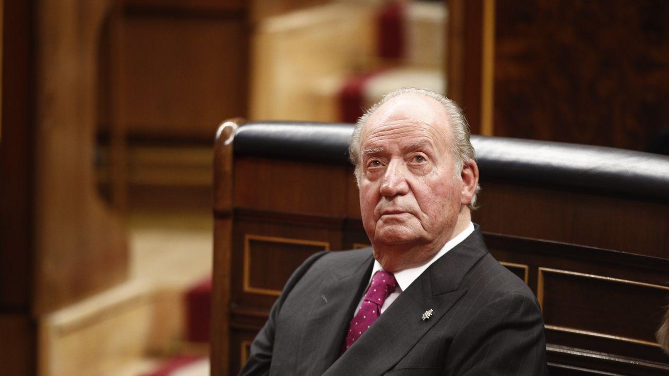 ERC, Bildu, Junts, CUP y BNG piden que Hacienda y Anticorrupción actúen contra el rey emérito