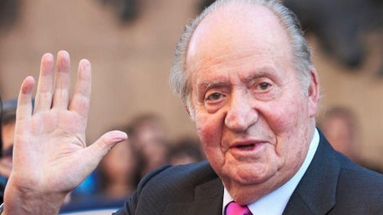 La situación del rey emérito vuelve a reflejar las posturas dispares dentro del Gobierno sobre la monarquía