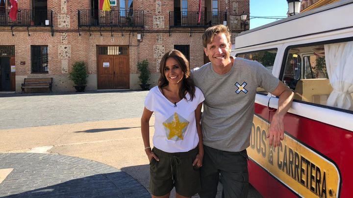 'Dos en la carretera' visita este miércoles Talamanca y Valdetorres de Jarama