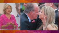 La historia de Juan Carlos I y Corinna Larsen