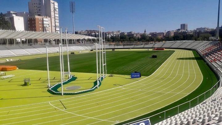 Lío para celebrar en Vallehermoso la pruebas de pértiga y altura del Campeonato de España de Atletismo