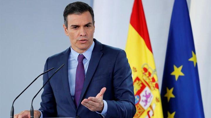 """Sánchez defiende la decisión de la Casa Real de """"marcar distancias"""" con Juan Carlos I"""