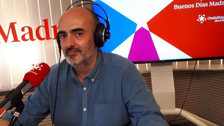 """Miguel Aguado: """"Una mascarilla tarda entre 300 y 400 años en descomponerse"""""""