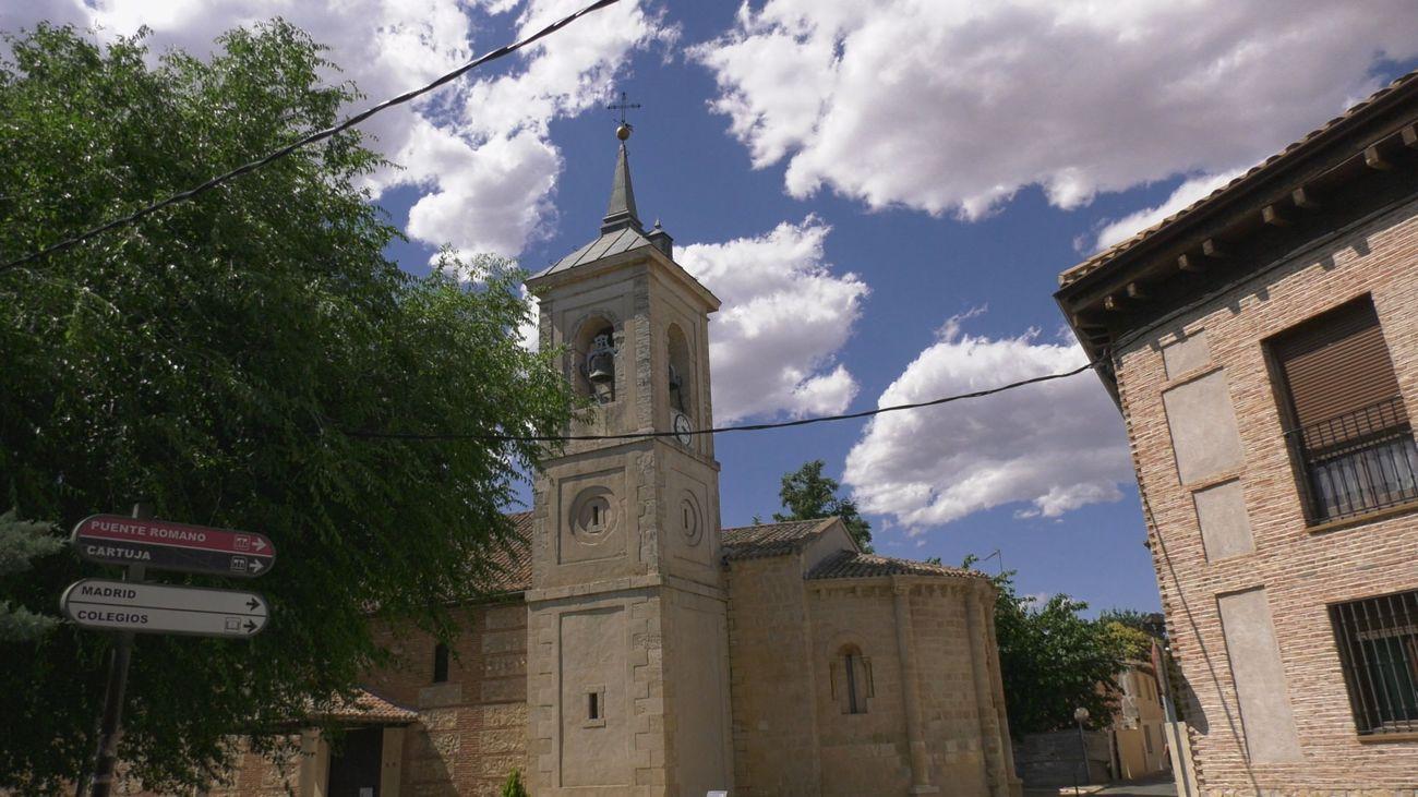 Talamanca de Jarama, un pueblo de cine