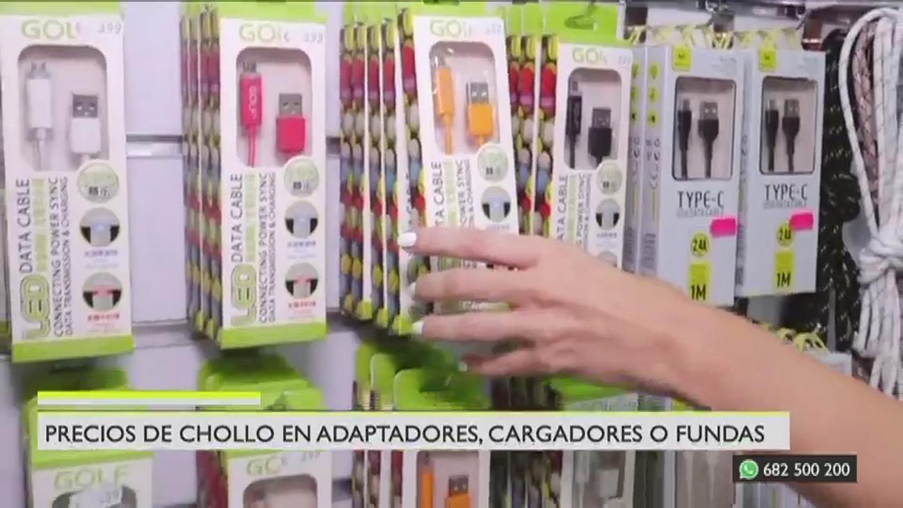 Accesorios para móviles a precio de chollo en Leganés