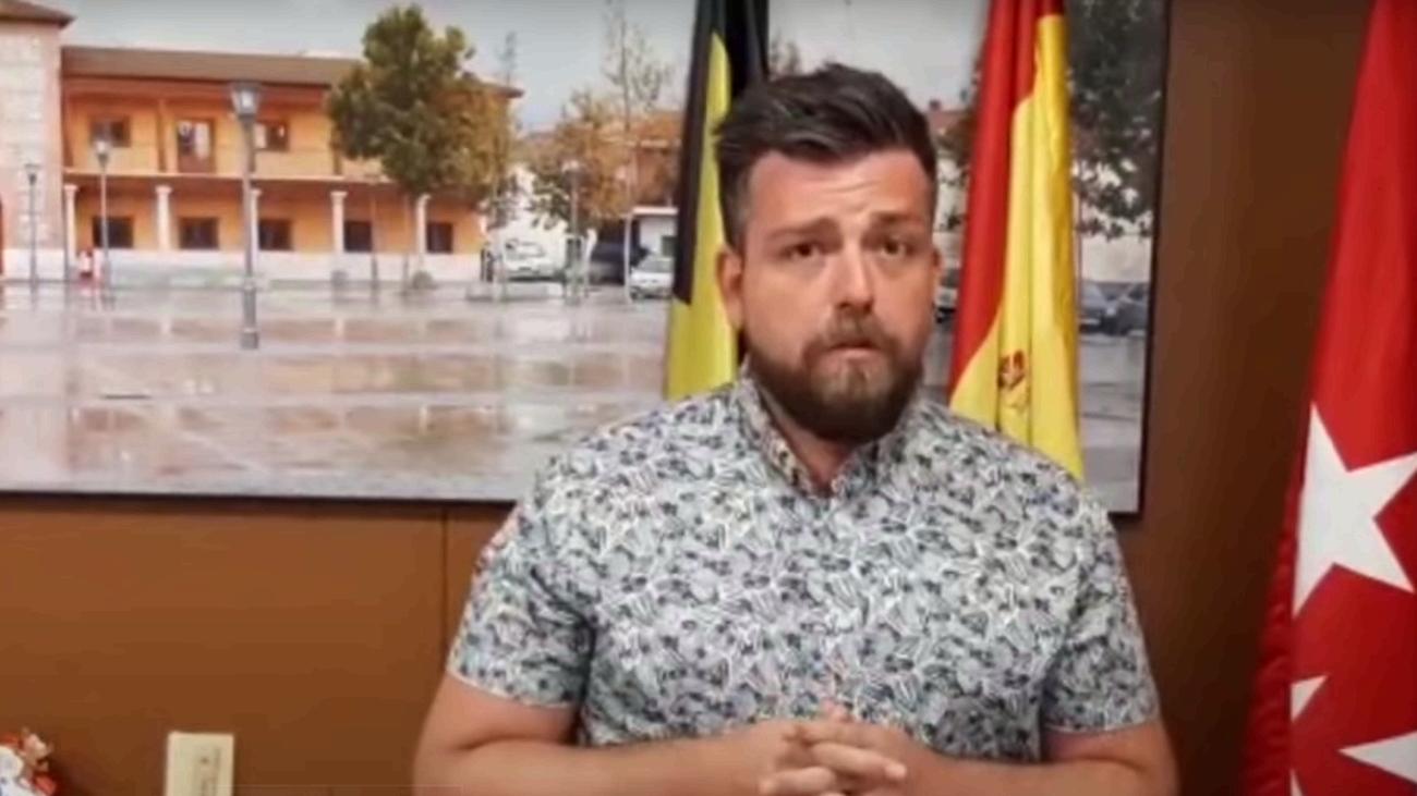 El alcalde de San Martín de la Vega critica a la Comunidad y reclama un rastreador por los brotes del municipio