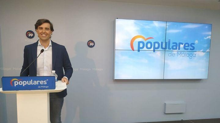 """Pablo Montesinos: """"El presidente Pedro Sánchez parece vivir en un mundo paralelo"""""""