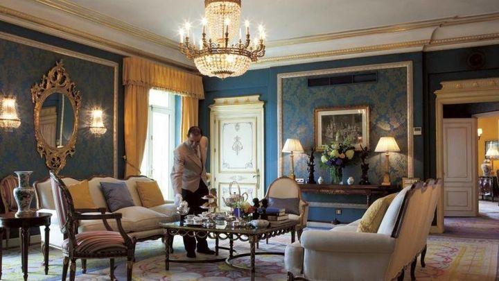 Del Ritz al Palace, un recorrido por los hoteles más emblemáticos de Madrid