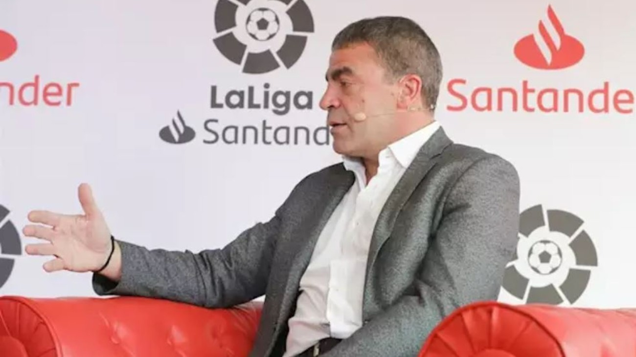 """Sanchís: """"El Real Madrid es más candidato a pasar eliminatoria hoy que en marzo"""""""