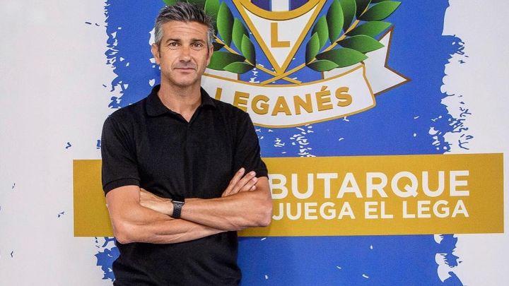 El Leganés despide a José Luis Martí como entrenador