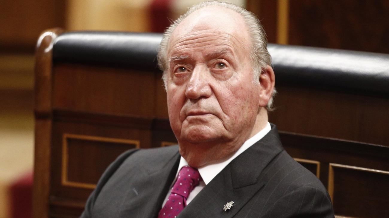 Silencio en Zarzuela sobre el paradero de Juan Carlos I