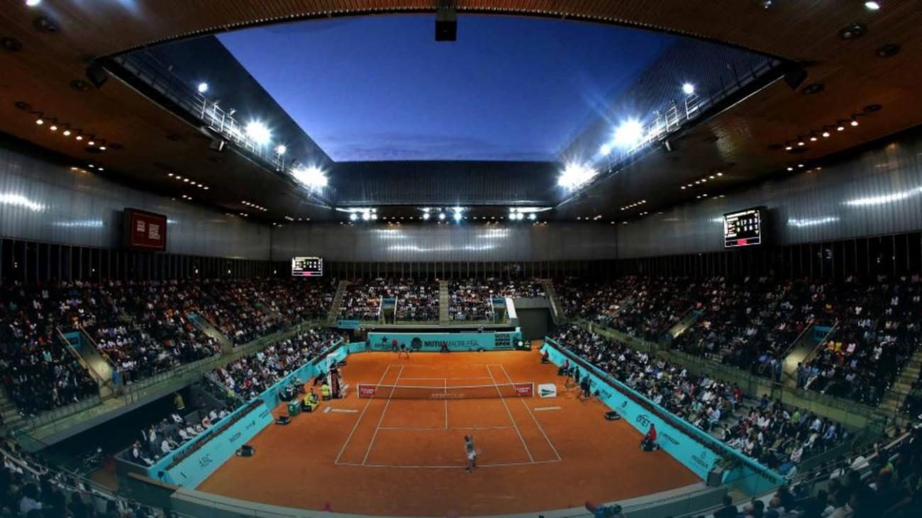 La cancelación del Madrid Open, un duro golpe al tenis y a la economía madrileña