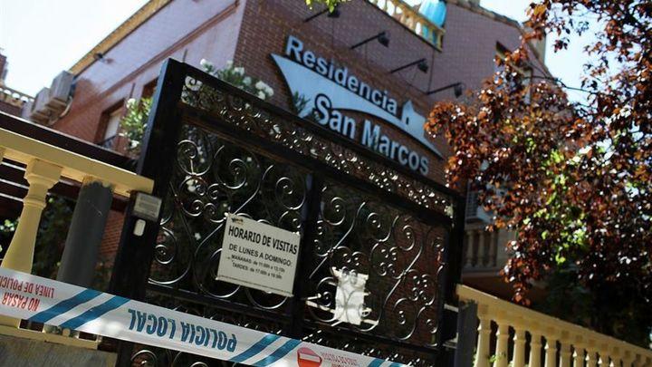 El  80% de los mayores de las residencias de Madrid tiene anticuerpos contra el virus
