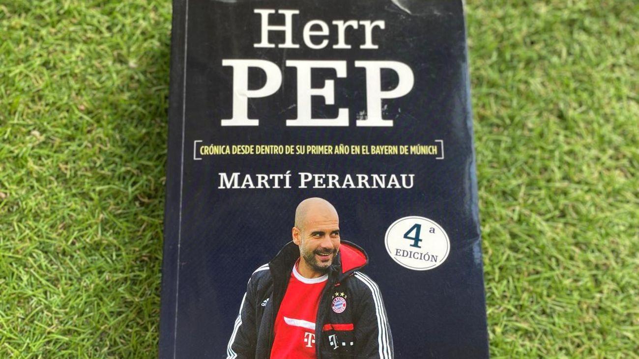 Libro 'Herr Pep'