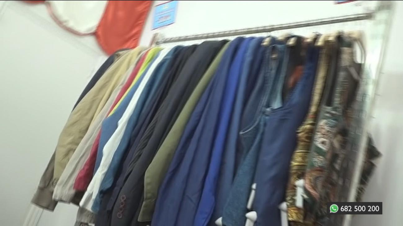Prendas vintage a precio de chollo en Malasaña