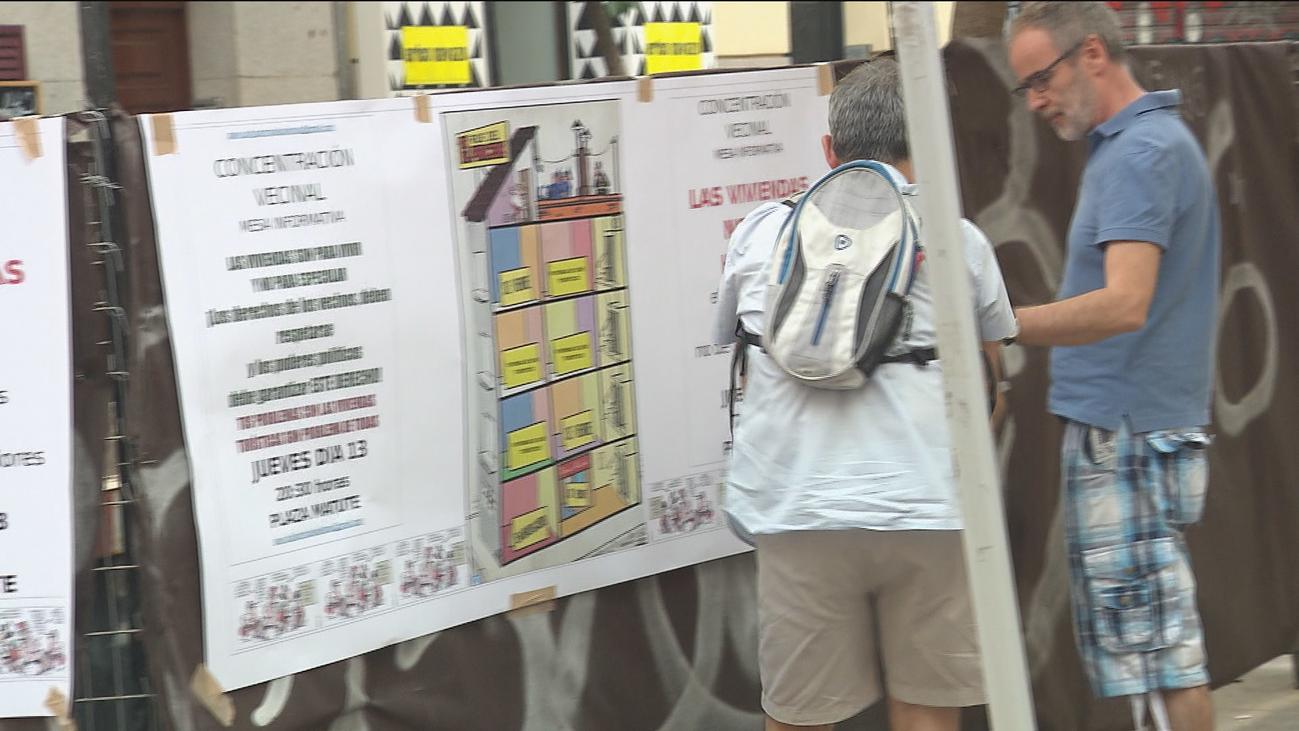 Respaldo judicial a los vecinos del centro de Madrid en su lucha contra los pisos turísticos