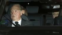 La incógnita sobre dónde está Juan Carlos I alienta el debate político sobre el rey emérito
